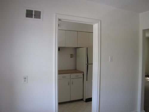 A two-bedroom at The Elysian Fourplexes, 1116 East Third Street, apartment 202 in Moscow, Id