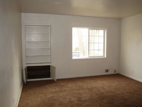 A two-bedroom apartment at The Elysian Fourplexes, 313 Blaine Street, #101, Moscow ID 83843