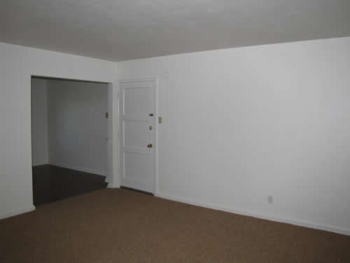 A two-bedroom apartment at The Elysian Fourplexes, 320 Blaine, #201, Moscow ID 83843