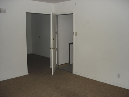 A one-bedroom apartment at The Elysian Fourplexes, 406 Ponderosa Court, #101, Moscow ID 83843