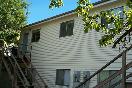 Exterior picture of The Elysian Annex Apartments, 1210 East Fifth Street, Moscow, Id