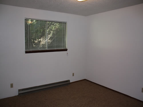 A two-bedroom at The Olympus Plus Apartments, apartment 7 on 1200 Hillside Circle in Pullman, Wa