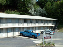 Exterior picture of The Olympus Plus Apartments on 1200 Hillside Drive in Pullman, Wa