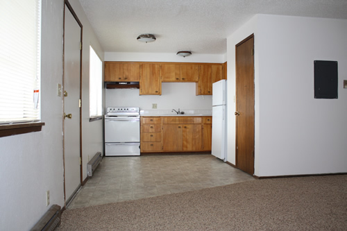 Interior picture of The Eos Apartments on 1235 Hillside Drive, apartment 2 in Pullman, Wa
