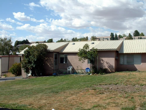 Exterior of the triplex on 1510 Wheatland Drive in Pullman, Wa