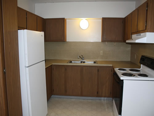 A two-bedroom at The Laurel Apartments, 1585 Turner Dr., apt. 13, Pullman Wa 99163