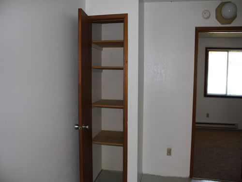 A one-bedroom at The Laurel Apartments on 1585 Turner Drive, apartment 18 in Pullman, Wa