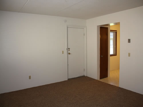 A two-bedroom at The Laurel Apartments, 1585 Turner Drive, apartment 8 in Pullman, Wa