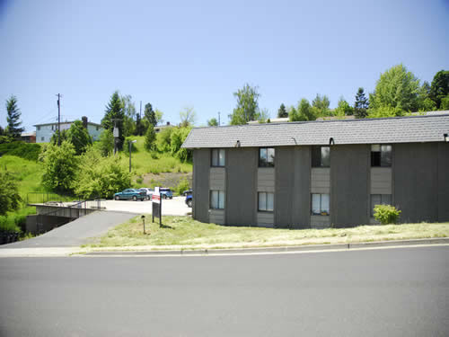 Exterior picture of The Laurel, 1585 Turner Drive in Pullman, Wa