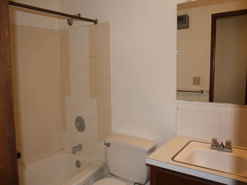 A one-bedroom at The Aegis Apartments, 1610 Wheatland Drive, apartment 15 in Pullman, Wa