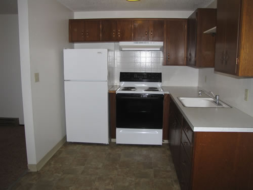 A one-bedroom at The Aegis Apartments, 1610 Wheatland Dr., #18, Pullman WA 99163