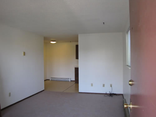 Picture of a one-bedroom at The Aegis Apartments, 1610 Wheatland Drive, Pullman, Wa