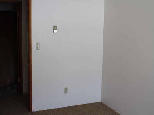 Picture of apartment 2, a one-bedroom at The Cougar Apartments, 205 Larry Street, Pullman, Wa
