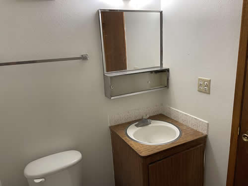A one-bedroom at The Cougar Apartments, apt.6, Pullman WA 99163