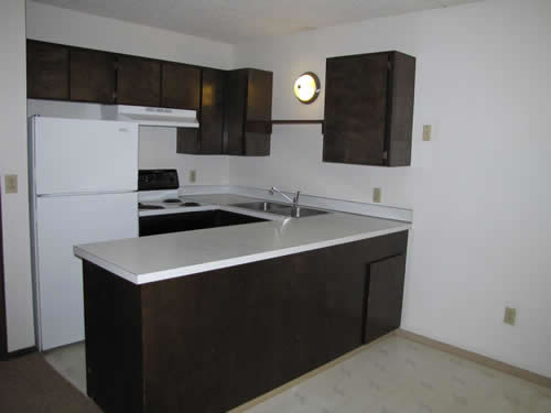 A one-bedroom  at The Morton Street Apartments, 545 Morton Street, #104, Pullman WA 99163