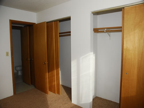 A one-bedroom at The Lamont Apartments, on 1810 Lamont Street in Pullman, Wa