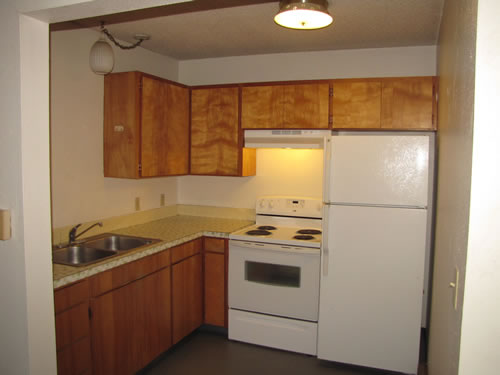 A one-bedroom apartment at The Lamont, 1810 Lamont, #24, Pullman WA 99163