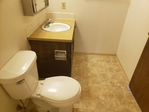 A one-bedroom at The Valley View Apartments, 1425 Valley R., #12, Pullman  WA 99163