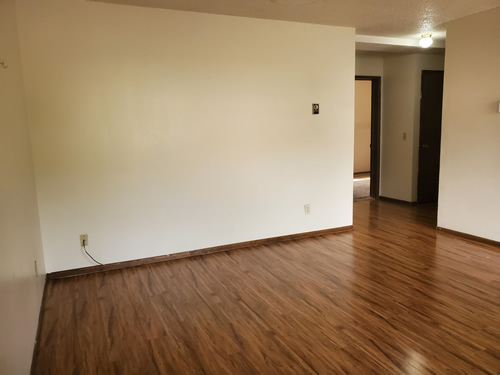 A two-bedroom at The Valley View Apartments, 1425 Valley Rd., apt.7, Pullman Wa 99163